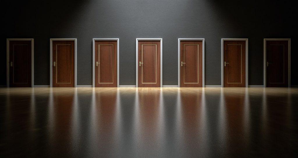 パラレルなドア