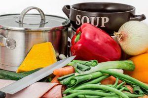 料理の素材