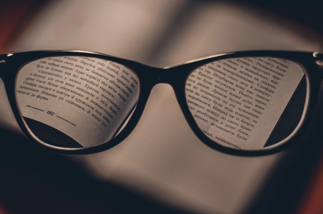 メガネと疲労