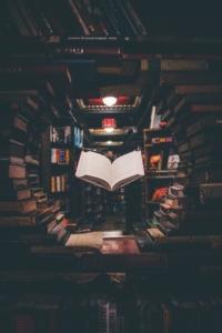 自動で読み上げる本のイメージ