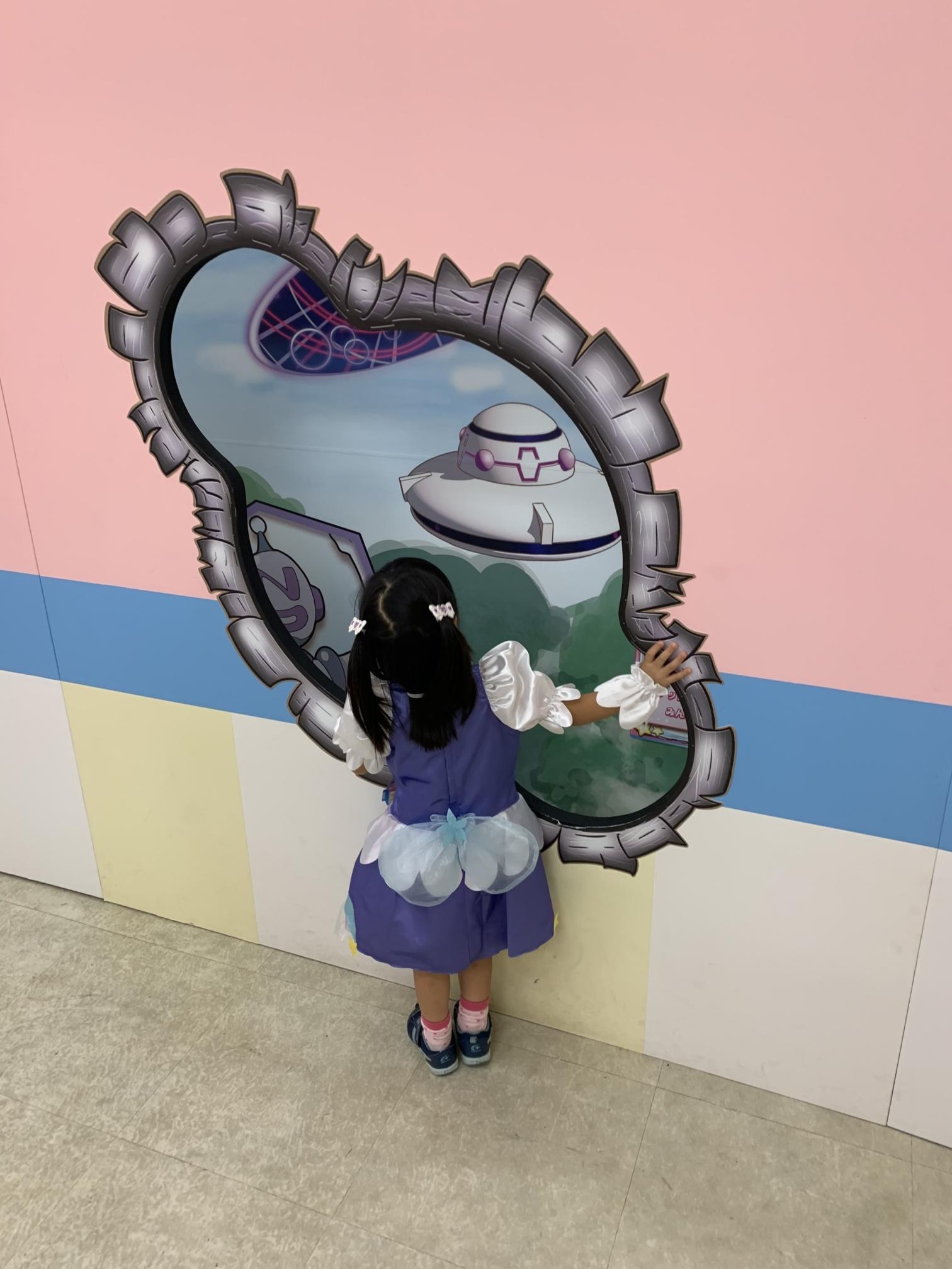 スター☆トゥインクルプリキュア おほしSUMMERバケーション謎の穴