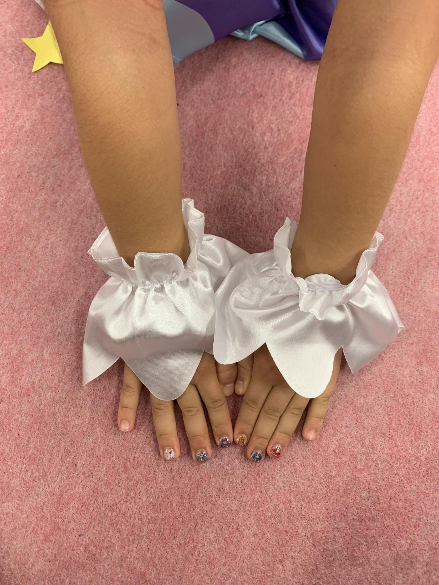 スター☆トゥインクルプリキュア おほしSUMMERバケーション爪にプリキュア