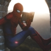 スパイダーマンの速読