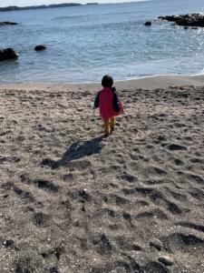三浦半島のソレイユの丘は長浜海岸に近い