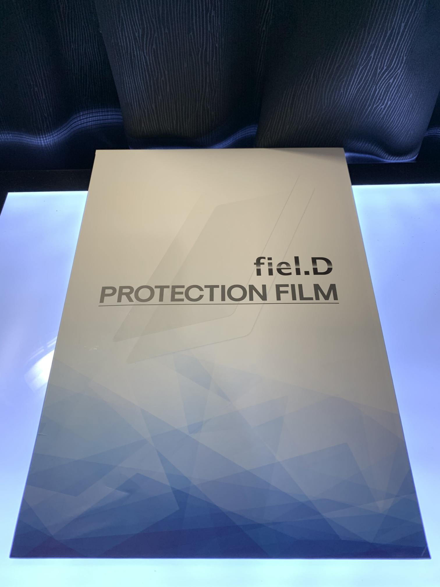 iPad ProペーパーライクフィルムMS factory買ってみた
